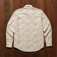 ショートホーンシャツ COBALT