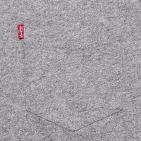 サンセットポケットシャツ-グレー