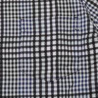 スタンダードシャツ AQUA BLUES PLAID