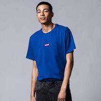 リラックスグラフィックTシャツ BABY TAB SODALITE BLUE