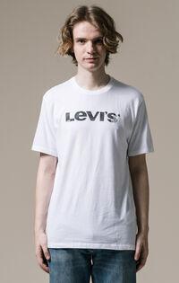 リーバイスロゴTシャツ PERFORMANCE WHITE
