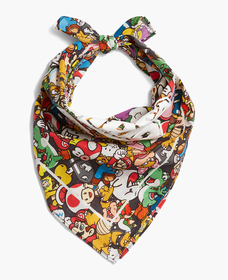 COLLABORATION BANDANA MARIO