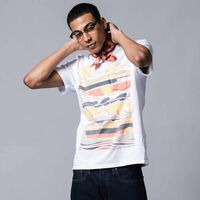 ポケットTシャツ WTXOK SUNRISE RECYCLED WHITE
