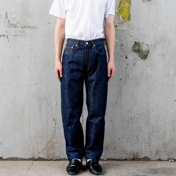 LEVI'S® VINTAGE CLOTHING 1976モデル 501®/CONE DENIM/MADE IN USA/WHITE OAK/リジッド/セルビッジ/13oz