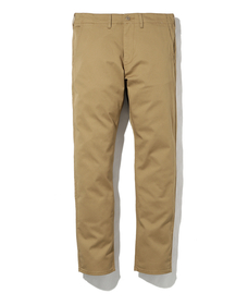 CHINO BRITISH KHAKI STR TWILL WT
