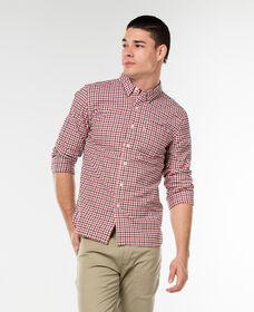 サンセットポケットシャツ-チェック/BOMBPlaid