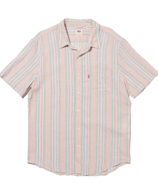 S/S SUNSET 1ポケットシャツ STANDRD AIDEN FARALLON