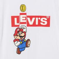 Mario Box Tab Tシャツ(身長130-150cm)