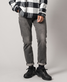 TAPER HI-BALL TRENCH GREY
