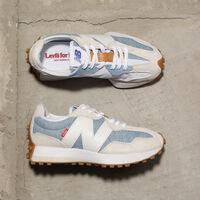 Women's 327 Sneaker (Gray)