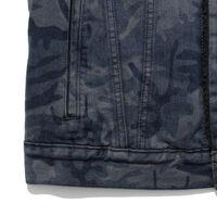 TYPEⅢシェルパトラッカージャケット BLACK CAMO JT