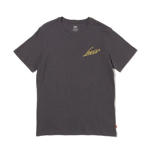 グラフィッククルーネックTシャツ LC EMB FORGED IRON