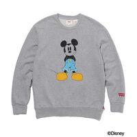 リーバイス® ディズニーコレクション グラフィックスウェットシャツ MICKEY
