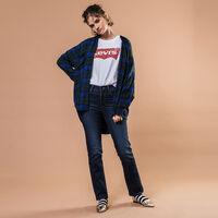 チェックシャツ BACKHOUSIA HERRINGBONE