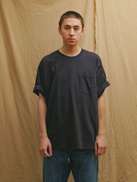 LR VINTAGE Tシャツ CAVIAR