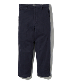 XX STAY LOOSE CHINO CROP Nightwatch Blue