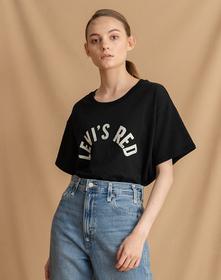 LR SS BOYFRIEND Tシャツ CAVIAR
