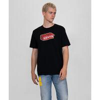 リラックスTシャツ LEGO BRICK MINERAL BLACK