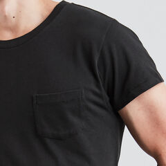 Levi's Vintage Clothing 1950s Sportswear T-Shirt 40850: 0072 Black