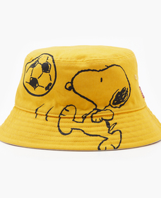 Snoopy Sport リバーシブルバケットハット