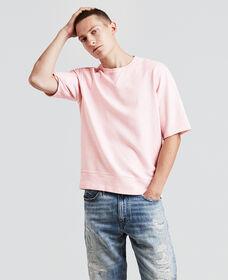 カットオフクルーネックシャツ/KEEPSAKELILAC