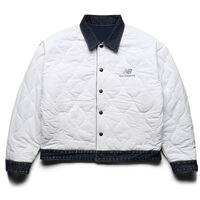 Reversible Men's Trucker Jacket (Indigo)