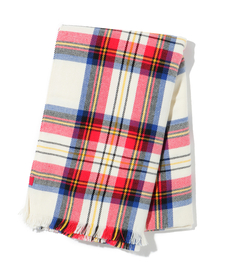 Rabideau Plaid Wrap
