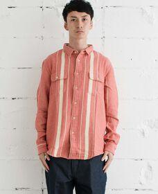 ショートホーンシャツ/LONGBOARDRED