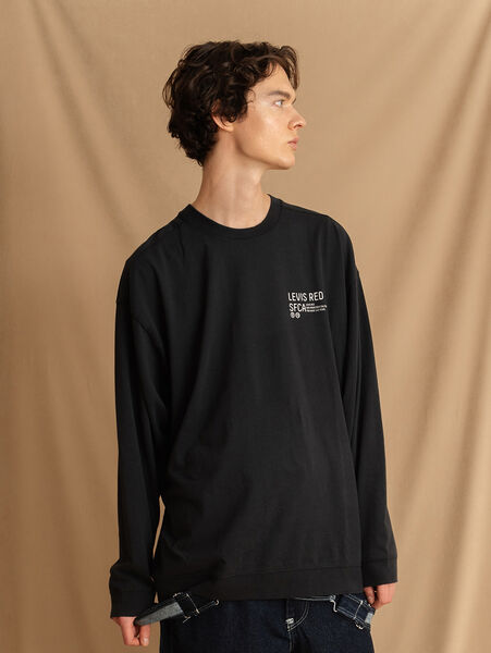 LR LS Tシャツ CAVIAR