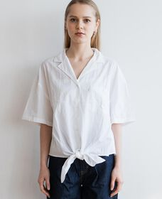 クローバーシャツ BRIGHT WHITE