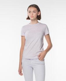 Tシャツ/PURPLEHEATHERTOWELWASH