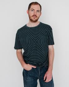 NEW GRAPHIC Tシャツ LVC TARGET BLACK