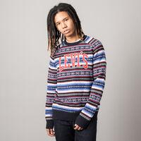 HOLIDAY クルーネックセーター