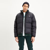 FILLMORE SHORT JACKET JET BLACK