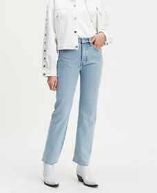 LEVI'S®MADE&CRAFTED® 501® FOR WOMEN BLUE GULF