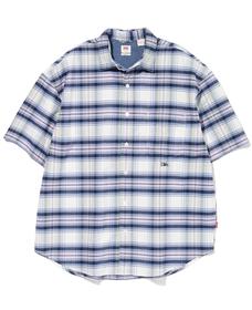 STAY LOOSE SNSET 1ポケットシャツ CALHOUN TOFU
