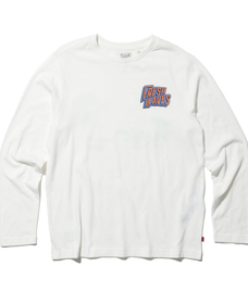 グラフィックTシャツ LS SNOW