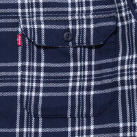 CLASSIC ワーカーシャツ STANDARD AUDEN DRESS BLUE