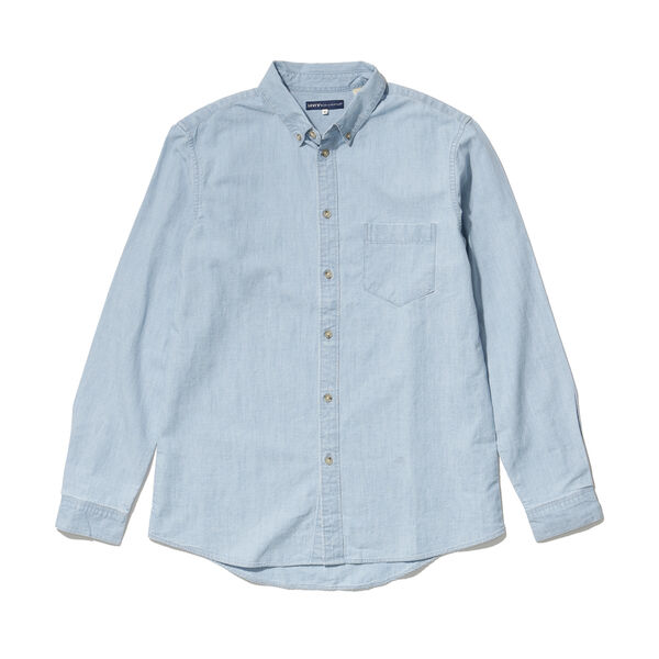 スタンダードシャツ BRAVO BLUES PATTE