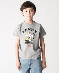 CHARLIE SNOOP BFF Tシャツ(身長90-120㎝)