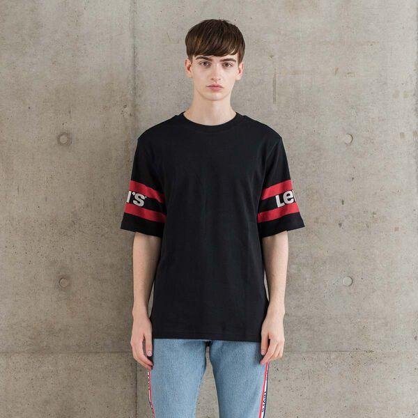 オーバーサイズTシャツ PRINT TEE