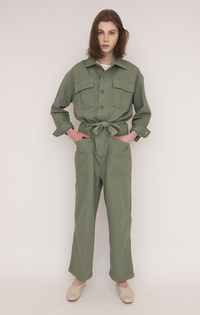 SURPLUS JUMPSUIT SOFT SURPLUS SEA SPRAY