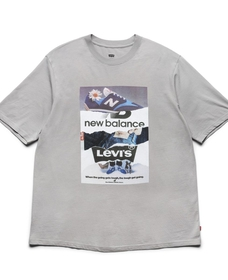 Graphic TEE  (Gray)