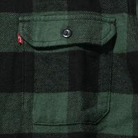 クラシックワーカーシャツ チェック GREEN