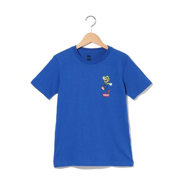 Luigi Mamma Mia Tシャツ(身長130-150cm)
