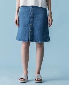 デニムボタンスカート MIDSUMMER'S DREAM