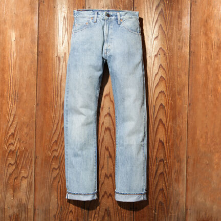 Vintage Clothing 1967 505 Jeans 67505: 0114 Light Wash
