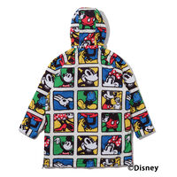 DISNEY DOWN PARKA CRIMSON W/PRINT
