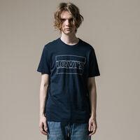 リーバイスロゴTシャツ SPORTSWEAR PERFOMANCE NAVY BLAZER