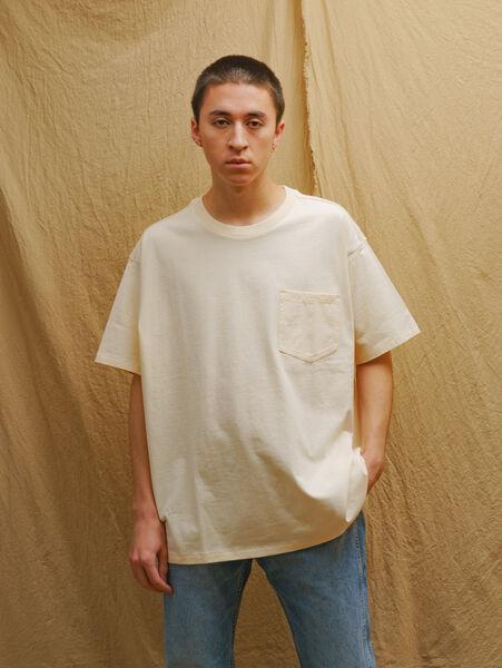 LR VINTAGE Tシャツ ECRU